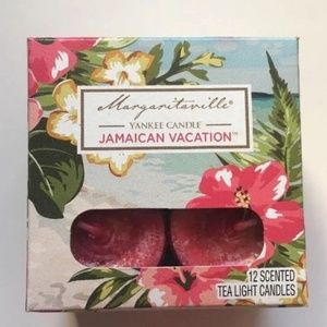 NEW Yankee Candle Margaritaville Jamaican Vacation